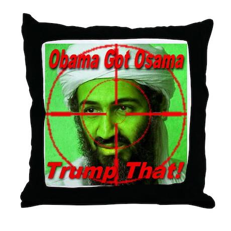 Trump That! Throw Pillow