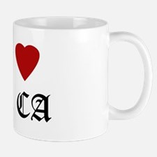 Hella Love Fontana Mug