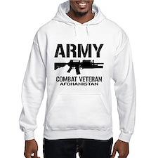 ARMY M4 Afghanistan Veteran Hoodie