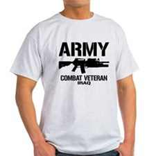 ARMY M4 Iraq Veteran T-Shirt