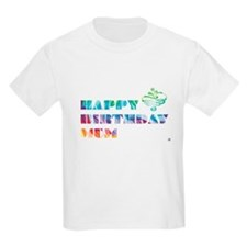 Multi-colour Mum T-Shirt