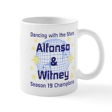 Dwts Alfonso & Witney Mug Mugs