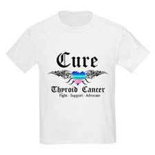 Cure Thyroid Cancer T-Shirt