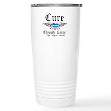 Cure Thyroid Cancer Travel Mug