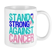 Stand Strong Thyroid Cancer Mug
