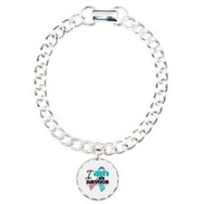 Thyroid Cancer Survivor Bracelet