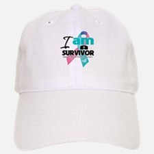 Thyroid Cancer Survivor Baseball Baseball Cap