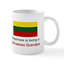 Lithuanian Grandpa Mug