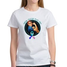 We Can Do It Thyroid Cancer Tee