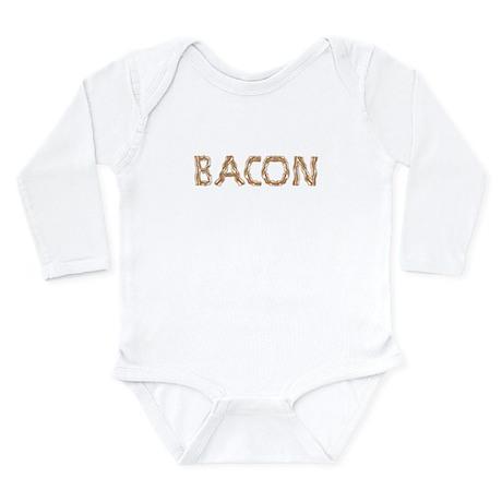 Food Long Sleeve Infant Bodysuit