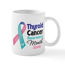 Thyroid Cancer Month Mug