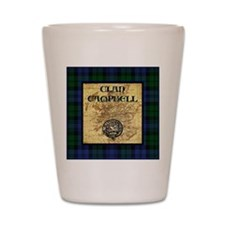 Clan Campbell Shot Glass
