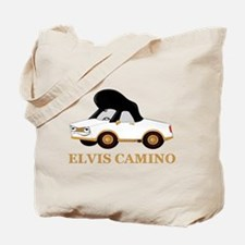 Elvis Camino Tote Bag