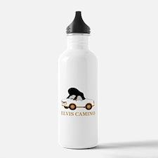 Elvis Camino Water Bottle