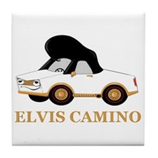 Elvis Camino Tile Coaster