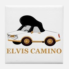 Elvis Camino Tile Coaster