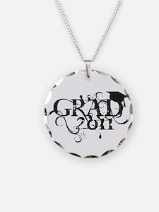 Fancy Grad 2011 Necklace