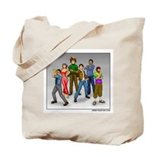 Main Cast Promo Tote Bag