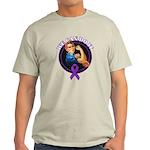 We Can Do It Alzheimers Light T-Shirt