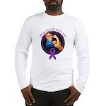 We Can Do It Alzheimers Long Sleeve T-Shirt