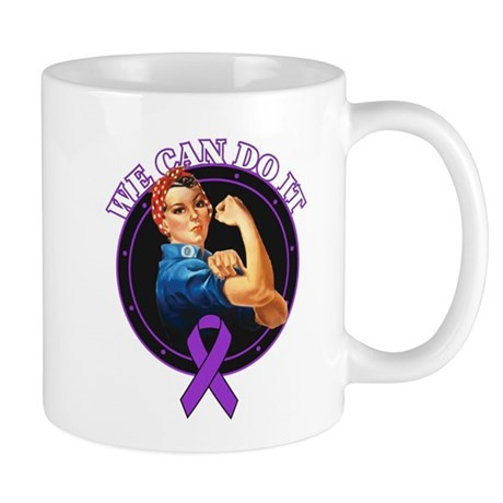 We Can Do It Alzheimers Mug
