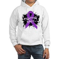 Fighting Back Alzheimers Hoodie