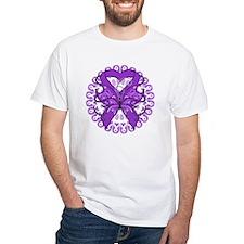 Butterfly Alzheimers Disease Shirt