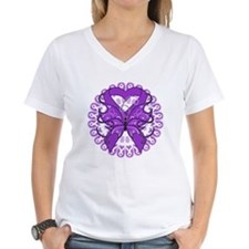 Butterfly Alzheimers Disease Shirt