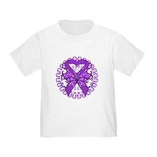 Butterfly Alzheimers Disease T