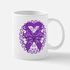 Butterfly Alzheimers Disease Mug