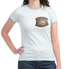 WY Centennial Jr. Ringer T-Shirt