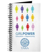 Girl Power! Color Light Journal