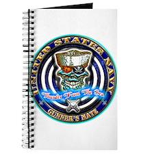 USN Gunner's Mate Journal