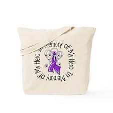 In Memory Alzheimer's Disease Tote Bag