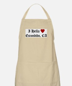 Hella Love Escondido BBQ Apron
