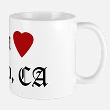 Hella Love Escondido Mug