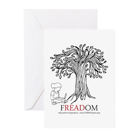 Freadom Greeting Cards (Pk of 10)