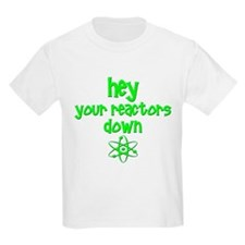 funny nuclear reactor T-Shirt