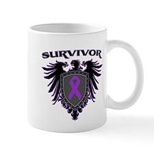 Epilepsy Survivor Eagle Mug