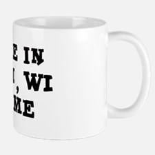 Someone in Oshkosh Mug