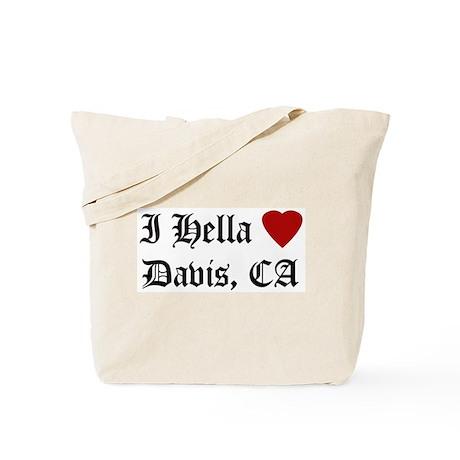 Hella Love Davis Tote Bag