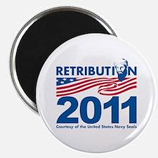 Retribution 2011 Magnet