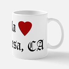 Hella Love Costa Mesa Mug