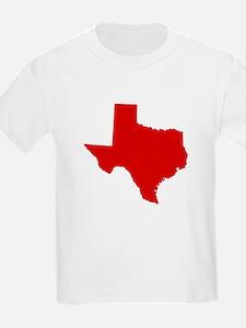 Red Texas T-Shirt