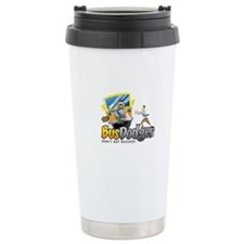 Cute Thrown under bus Travel Mug