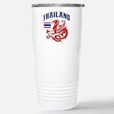 Thailand Stainless Steel Travel Mug