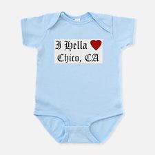 Hella Love Chico Infant Creeper