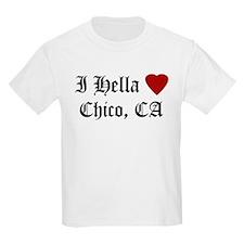 Hella Love Chico Kids T-Shirt