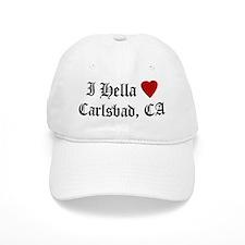 Hella Love Carlsbad Baseball Cap