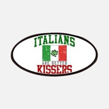 Italians Are Better Kissers Patches